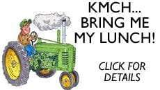 KMCH BRING ME MY LUNCH!