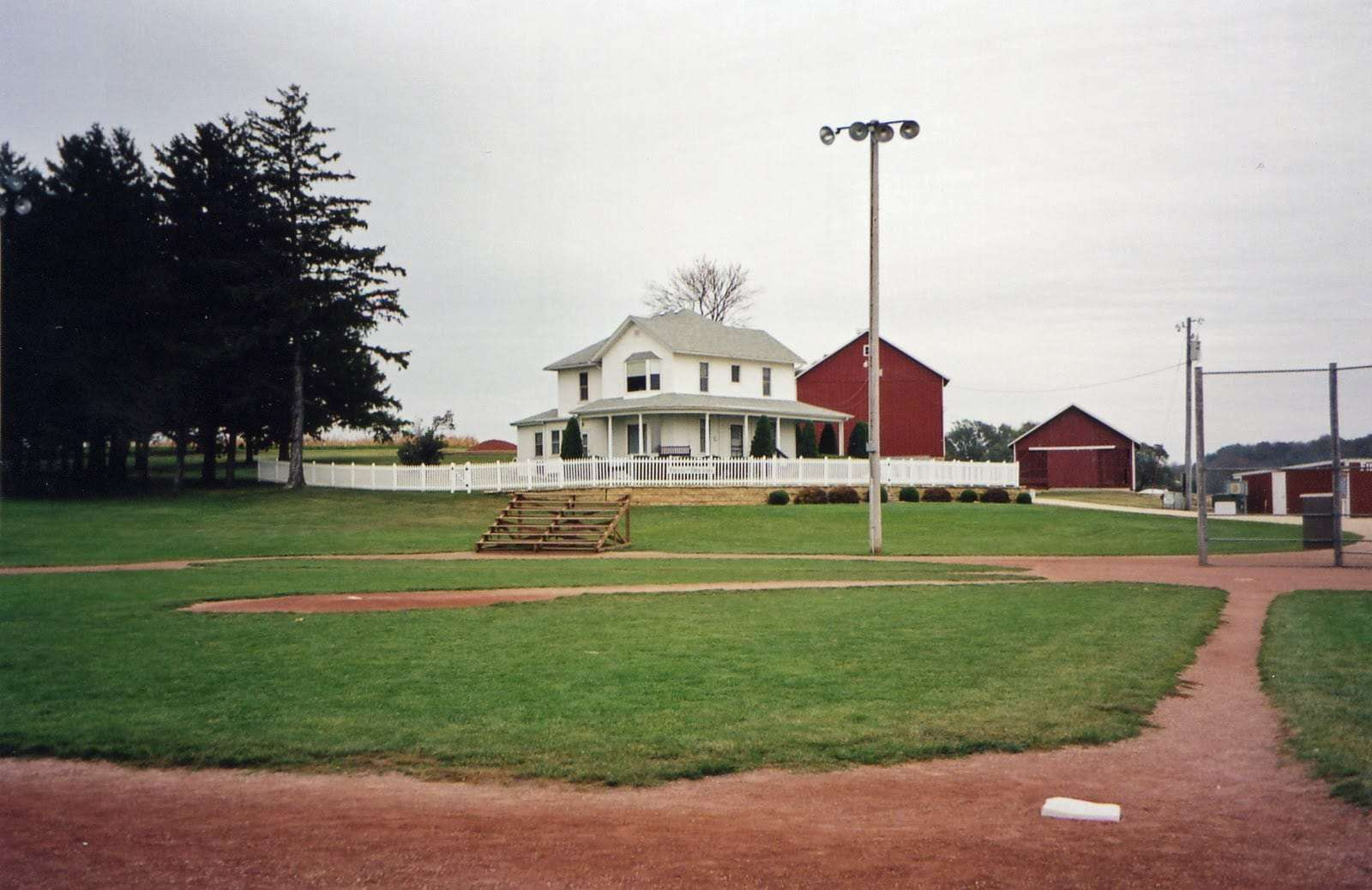 """the field of dreams If robert frost's """"the road not taken"""" is perhaps our most misunderstood poem  in american literature, then """"field of dreams"""" must be our."""