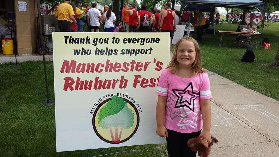 Rhubarb Fest 14