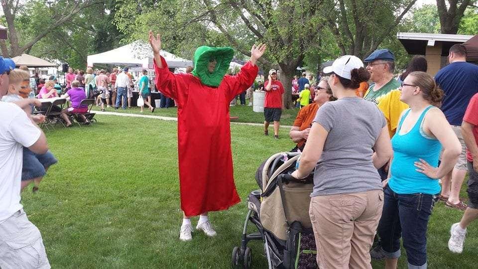 Rhubarb Fest 15