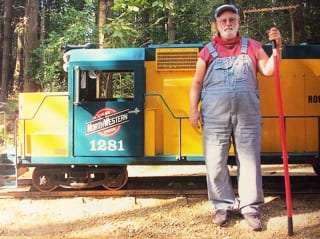 Camp Train Engineer Passes 2014