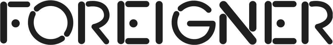 Foreigner | The Official Website |Foreigner Logo
