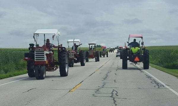 North Tractor 10