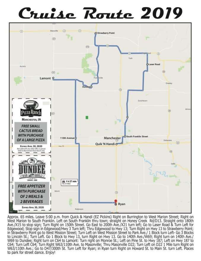 Country Cruisers Car Cruise Weekend – Mix 94 7 KMCH